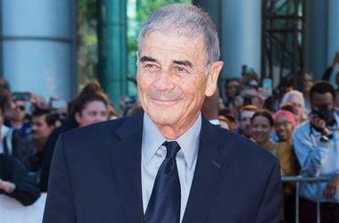 "In this Sept. 12, 2018 file photo, actor Robert Forster poses for photographs on the red carpet for the new movie ""What They Had"" during the 2018 Toronto International Film Festival in Toronto. (Nathan Denette/The Canadian Press via AP, File)"