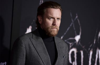 "Ewan McGregor attends the LA premiere of ""Doctor Sleep"" at the Regency Theatre Westwood on Tuesday, Oct. 29, 2019, in Los Angeles. (Photo by Richard Shotwell/Invision/AP)"