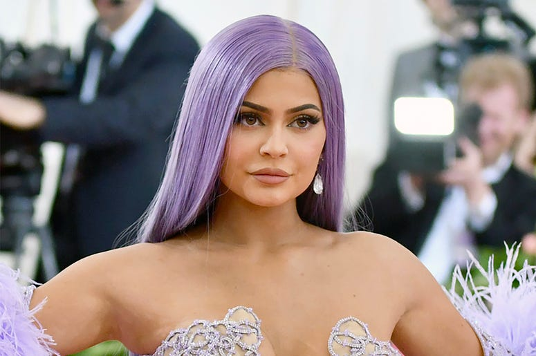 In this May 6, 2019, file photo, Kylie Jenner attends The Metropolitan Museum of Art's Costume Institute benefit gala in New York. (Photo by Charles Sykes/Invision/AP, File)