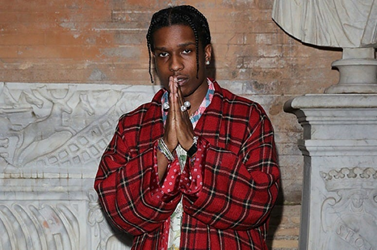 A$AP Rocky (Photo credit Vittorio Zunino Celotto / Staff)