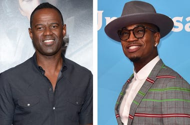 Brian McKnight and Ne-Yo (Photo credit: Jason Merritt/Alberto E. Rodriguez/Getty Images)