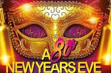 An Awesome 80's & More New Year's Eve Masquerade Ball by the Bay