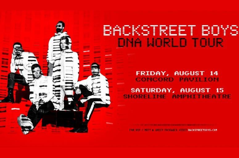 Backstreet Boys 2020