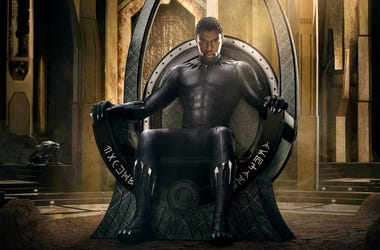 "Chadwick Boseman as Marvel Studios' ""Black Panther"" (Photo credit: Marvel Studios/Disney)"