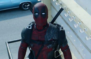 Ryan Reynolds in 'Deadpool 2' (Photo credit: Joe Lederer/TM & © 2018 Twentieth Century Fox Film Corporation. All Rights Reserved.)