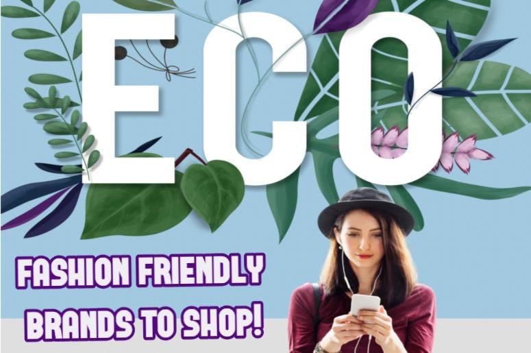 Eco-Friendly Fashion Forward Brands To Shop