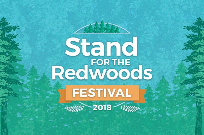 Stand For The Redwoods Festival - San Francisco