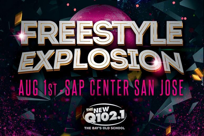 Freestyle Explosion 2020