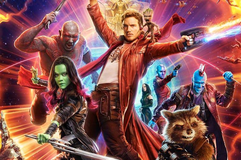 'Guardians of the Galaxy Vol. 2' (Photo credit: Marvel/Disney)