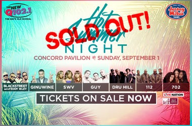 Hot Summer Night 2019 is Sold Out