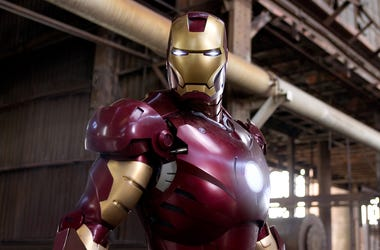 "Marvel Studios/Disney's ""Iron Man"""