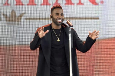 Jason Derulo (Photo credit: Jamie McCarthy/Getty Images)