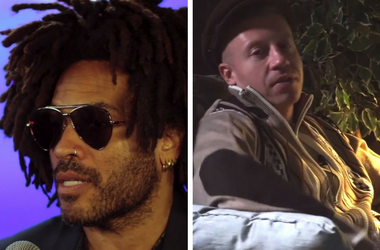 Lenny Kravitz and Macklemore talk about the 1Thing they do for the environment