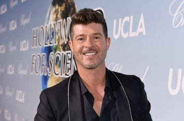 """Robin Thicke drops first track of 2019, """"That's What Love Can Do"""""""