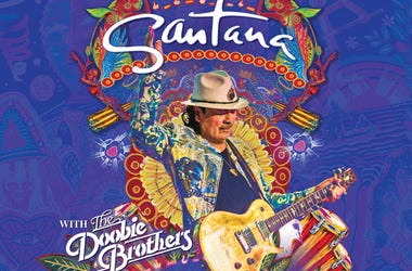 Santana 'Supernatural Now Tour'