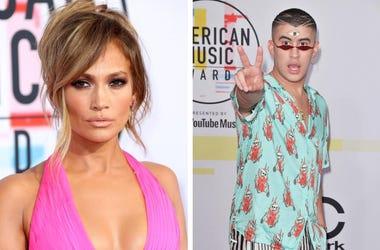 Jennifer Lopez & Bad Bunny © PictureGroup / © Sipa USA