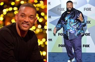 Will Smith Dj Khaled