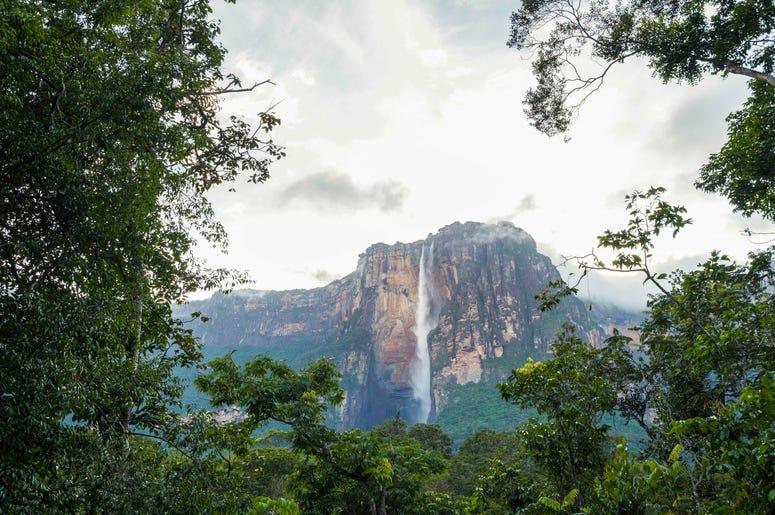 Angel Falls in Venezuela