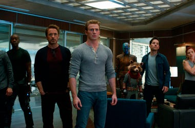 Cast of 'Avengers: Endgame' (Photo credit: Disney-Marvel Studios)