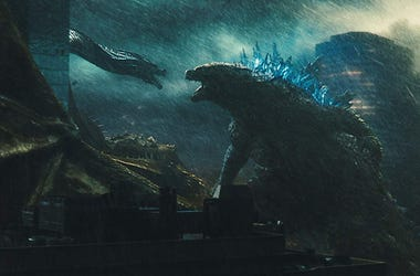 """Godzilla: King of the Monsters"" (Photo credit: Warner Bros. Pictures)"