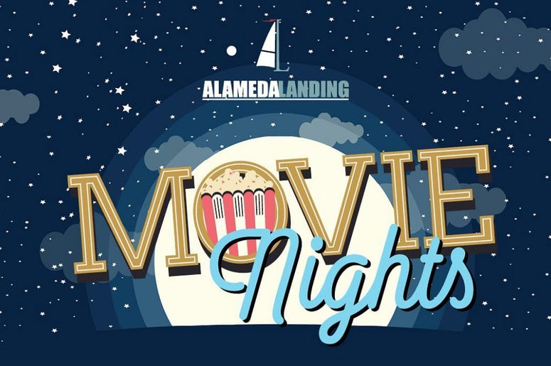 Alameda Landing Announces 2019 Free Outdoor Movie Series