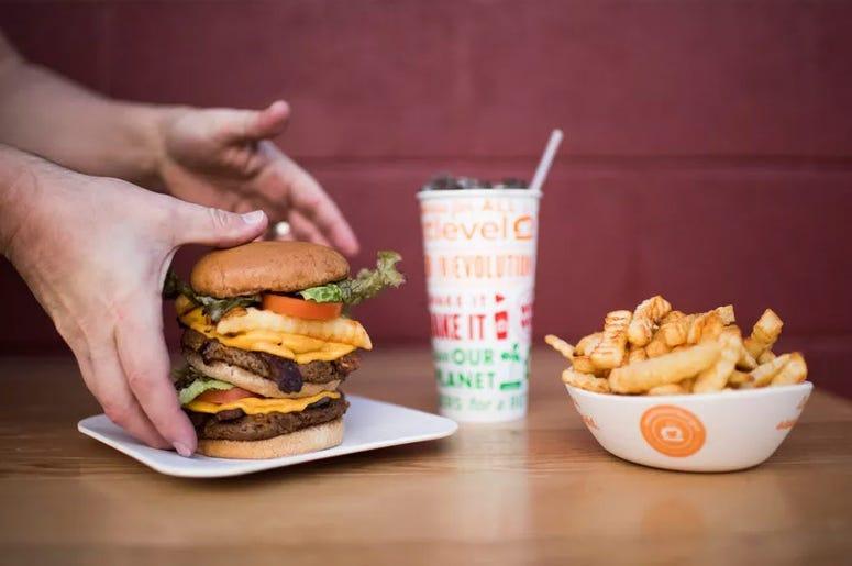 Next Level Burger