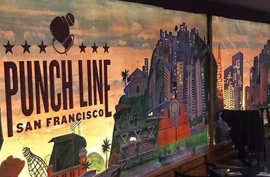 Punch Line San Francisco