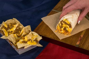 Taco Bell's $1 Triple Melt Burrito and $1 Triple Melt Nachos
