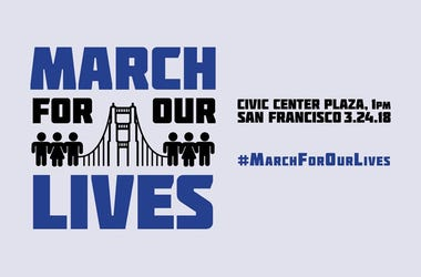 March For Our Lives - San Francisco