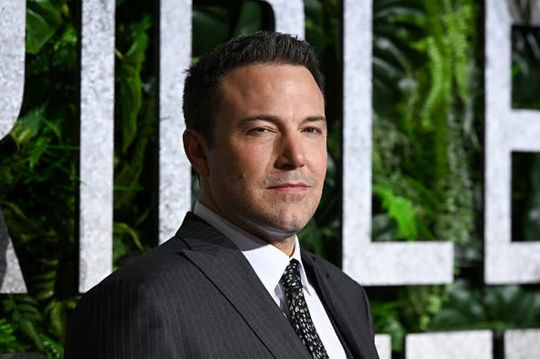 """Ben Affleck attends the """"Triple Frontier"""" World Premiere at Jazz at Lincoln Center on March 03, 2019 in New York City. (Photo by Noam Galai/Getty Images)"""