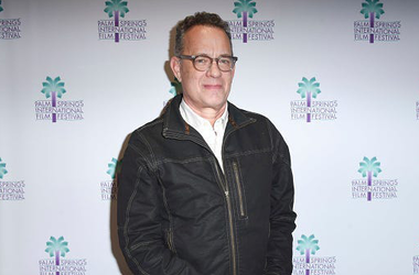 """PALM SPRINGS, CA - JANUARY 04: Tom Hanks attends the 29th Annual Palm Springs International Film Festival Opening Night Screening of """"The Post"""" at Palm Springs High School on January 4, 2018 in Palm Springs, California. (Photo by Vivien Killilea/Getty Ima"""