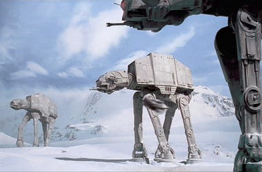 'Star Wars: Episode V- The Empire Strikes Back' (credit: 20th Century Fox/Lucasfilm/Disney)