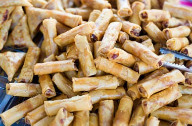 Fried Lumpia (Photo credit: sitriel / Getty Images)