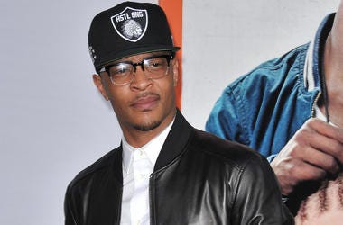 "Tip ""T.I."" Harris arrives at the ""Get Hard"" Los Angeles Premiere held at the TCL Chinese Theatre in Hollywood, CA on Wednesday, March 25, 2015. (Photo By Sthanlee B. Mirador)"
