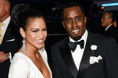 """04 May 2015 - New York, New York- Sean P Diddy Combs, Cassie Ventura. """"China: Through The Looking Glass"""" Costume Institute Gala at The Metropolitan Museum of Art. Photo Credit: Christopher Smith/AdMedia"""