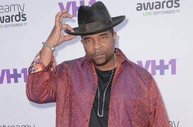 17 September 2015 - Hollywood, California - Sir Mix-A-Lot. Arrivals for the 5th Annual Streamy Awards presented by Tubelifter, Dick Clark Productions and VH1 held at Hollywood Palladium. Photo Credit: Birdie Thompson/AdMedia