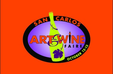San Carlos Art and Wine Faire 2019