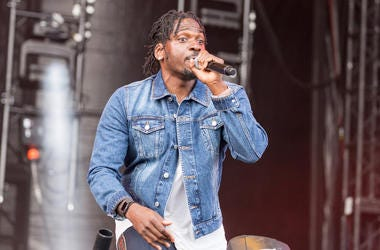 Pusha T (Terrence LeVarr Thornton) during the Budweiser Made In America Music Festival at Benjamin Franklin Parkway on September 3, 2017, in Philadelphia, Pennsylvania (Photo by Daniel DeSlover/imageSPACE)