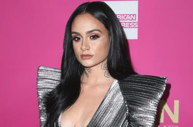 HOLLYWOOD- NOVEMBER 30: Kehlani at Billboard Women in Music 2017 at the Ray Dolby Ballroom on November 30, 2017 in Hollywood, California. (Photo by Scott Kirkland/PictureGroup)