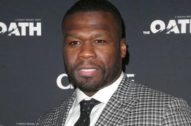 "07 March 2018 - Culver City, California - Curtis Jackson, 50 Cent. ""The Oath"" TV Series Los Angeles Premiere held at Sony Pictures Studios. Photo Credit: F. Sadou/AdMedia"