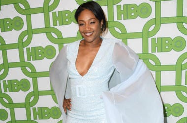 06 January 2019 - Beverly Hills , California - Tiffany Haddish . 2019 HBO Golden Globe Awards After Party held at Circa 55 Restaurant in the Beverly Hilton Hotel. Photo Credit: Birdie Thompson/AdMedia/Sipa USA