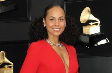 10 February 2019 - Los Angeles, California - Alicia Keys. 61st Annual GRAMMY Awards held at Staples Center. Photo Credit: AdMedia/Sipa USA