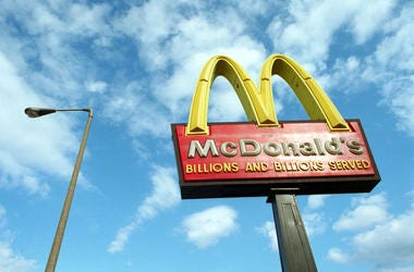 McDonald's (Photo credit: Darren McCollester / Staff)