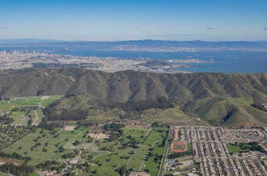 San Bruno Mountain (Photo credit: Chon Kit Leong | Dreamstime)