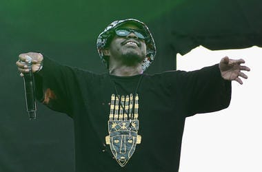 SAN PEDRO, CA - OCTOBER 29: Singer Bushwick Bill of the Geto Boys performs on stage at the Growlers 6 festival at the LA Waterfront on October 29, 2017 in San Pedro, California. (Photo by Matt Cowan/Getty Images)