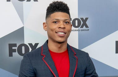 NEW YORK, NY - MAY 14: Bryshere Gray attends the 2018 Fox Network Upfront at Wollman Rink, Central Park on May 14, 2018 in New York City. (Photo by Roy Rochlin/Getty Images)