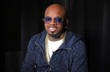 In this May 24, 2018, file photo, music maker Jermaine Dupri poses for a photo during an interview in New York. Dupri will celebrate his groundbreaking record label So So Def with a multi-city anniversary concert tour. Dupri told The Associated Press on M