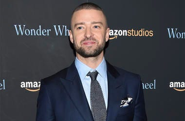 """In this Nov. 14, 2017 file photo, singer-actor Justin Timberlake attends a special screening of his film, """"Wonder Wheel"""", in New York. Harper Design announced Friday, Aug. 10, that Timberlake has a book out this fall. """"Hindsight & All the Things I Can't S"""