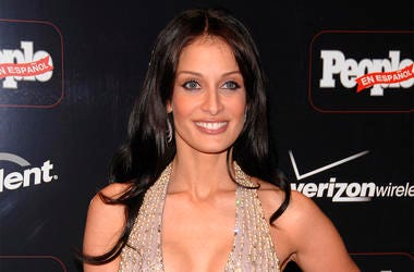 "In this May 14, 2008 file photo, actress Dayanara Torres arrives at the People en Espanol party, celebrating it's 12th annual ""50 Most Beautiful"" issue in New York. Torres announced that she has skin cancer and is awaiting news on the treatment to follow"