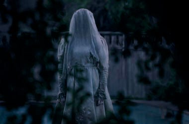 """This image released by Warner Bros. Pictures shows Marisol Ramirez in a scene from """"The Curse of La Llorona."""" (Warner Bros. Pictures via AP)"""